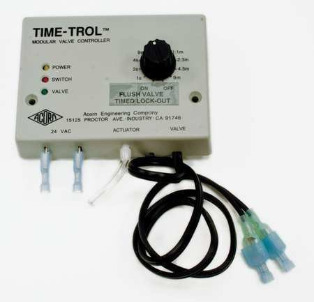 Time-Trol Lockout Time Box Flush Valve by Acorn