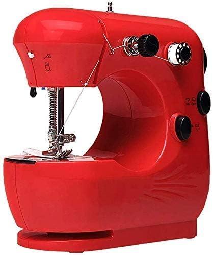 WBHD Máquina de Coser portátil de Escritorio para el hogar Mini ...