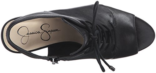 Simpson Medium Klaya Jessica Women's Black Bootie Ankle Black UnwZdFqg