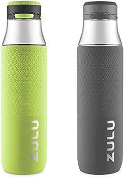2-Pack Zulu 32 oz. Studio Chug Tritan Water Bottles