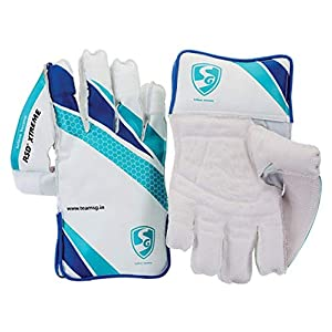SG RSD Xtreme Wicket Keeping Gloves, Adult (Color May Vary)