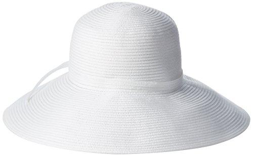 san-diego-hat-company-womens-5-inch-brim-sun-hat-with-braid-self-tie-white-one-size