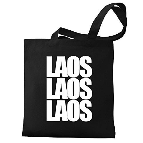 Eddany De De Palabras Laos Lona Bolsos Tres qq40P