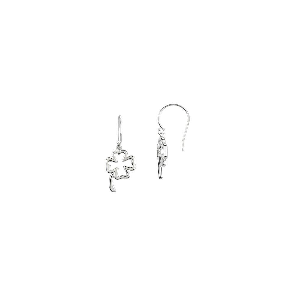 Petite Clover Earrings