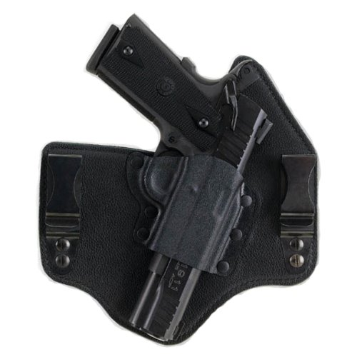 Galco KT428B Kingtuk Inside The Waistband Gun Holster for HK USP Compact 45, Right, Black