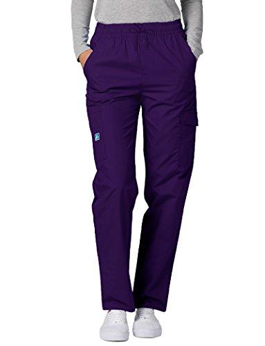 Donna purple Da Ospedale Uniforme Adar Medico Camice Pantaloni Viola O8xv8wIqg