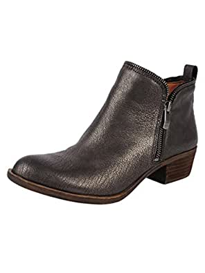 Amazon Com Vince Camuto New Bristin Boot Pewter Boots
