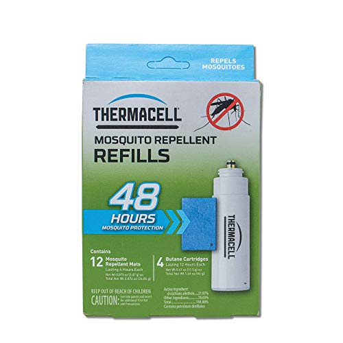 12 HOURS 480 MATS Mosquito Repellent Vaporising Mat Refill Family Mat THERMACELL