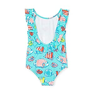 Hatley Girl's Ruffle Swimsuits