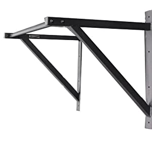 CFF Wall/Ceiling Mounted Pull Up Bar with 300 Pound Capacity