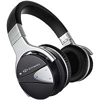 Wireless Headphones, Vomercy Over Ear Headphones Bluetooth Headphones Active Noise Cancelling Headphones with Microphone
