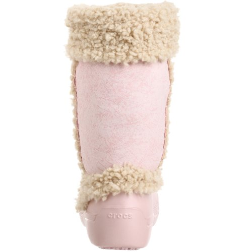 Speciality cotton Mujer Botas Rosa Candy Ctas Crocs gAq5xOP