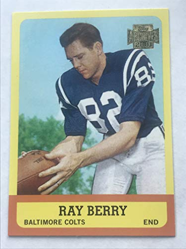 2001 Topps Archives Football #127 Ray Berry NM/M (Near Mint/Mint)