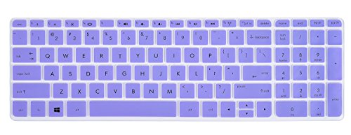 "Keyboard Cover for 15.6"" HP Pavilion 15-b 15-d 15-e 15-f 15-"