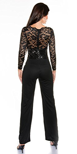 In-Stylefashion - Pantalón - para mujer negro