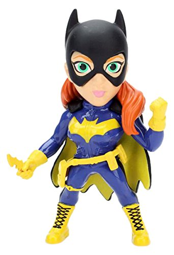 Garden District Metal (Metals DC Comics 4 inch Classic Figure - Batgirl (M357))