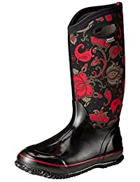 Bogs Women's Classic Paisley Winter Snow Boot