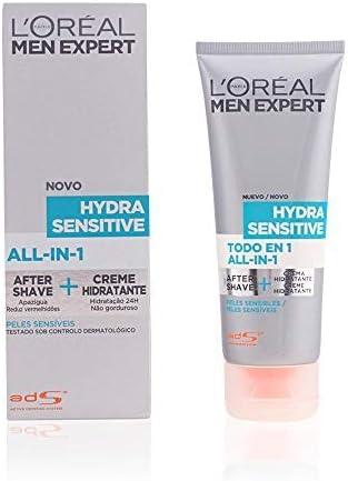 L'Oréal Men Expert todo en 1 para pieles sensibles