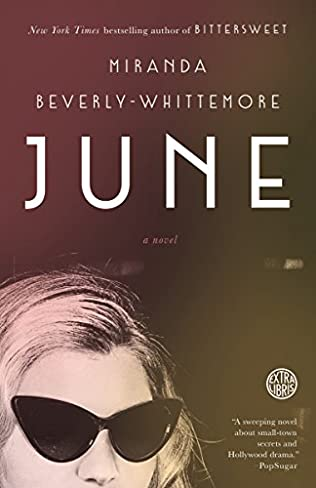 book cover of June