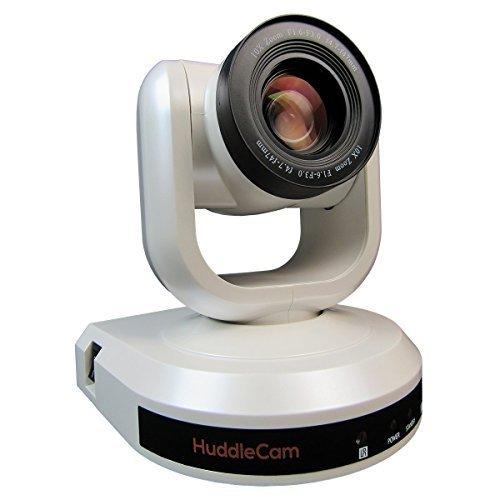 HuddleCamHD 10X-G3 2.1 MP 1080p PTZ Camera, 10x Optical Zoom, 30 fps, (Rs 232 Cable User Manual)
