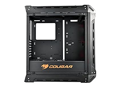 Cougar Panzer-G - Premium ATX Mid Tower Tempered Glass Gaming Case