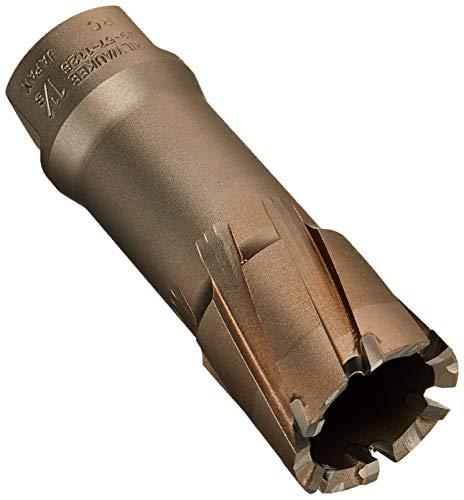 Milwaukee 49-57-1125 Steel Hawg 1-1/8-Inch Diameter 2-Inch Depth Threaded Shank Annular Cutter