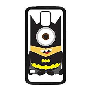 Hope-Store Minions cop Cell Phone Case for Samsung Galaxy S5