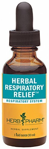 Herb Pharm Herbal Respiratory Relief Formula with Wild Cherry Extract - 1 Ounce by Herb Pharm