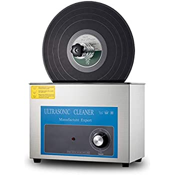 Amazon Com Nobsound Ultrasonic Cleaner Lp Vinyl Record