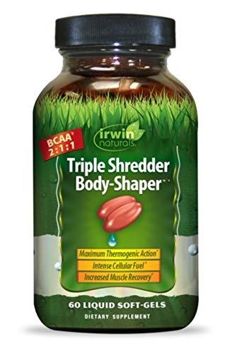 Testosterone-Extra Fat Burner Irwin Naturals 60 Liquid Softgel