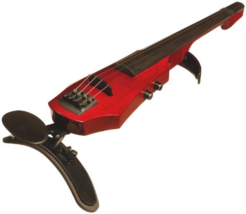 NS Design WAV 4 Violin Transparent Red by NS Design