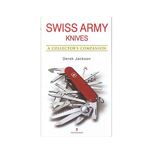 - Victorinox Swiss Army Knives A Collectors Companion Hard Cover Book 17004
