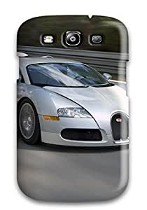 Hot YODBbVF8659DHTzN Case Cover Protector For Galaxy S3- Bugatti Veyron Pur Sang Wallpapers