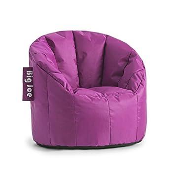 Kids Bean Bag Pink Passion Color Big Joe