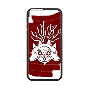 Special Design Cases iPhone 6 4.7 Inch Cell Phone Case Black Princess Mononoke Ieawc Durable Rubber Cover