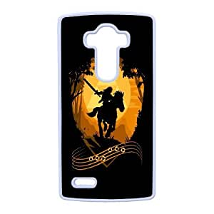 LG G4 Cell Phone Case White The Legend of Zelda DY7714911