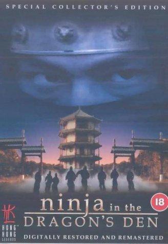 Ninja In The Dragons Den [DVD] by Hiroyuki Sanada: Amazon ...
