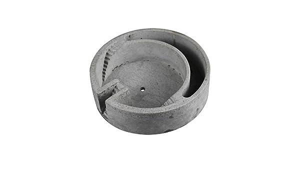 Molde de silicona Nicole para hormigón, maceta con forma de castillo para decoración de jardín: Amazon.es: Juguetes y juegos