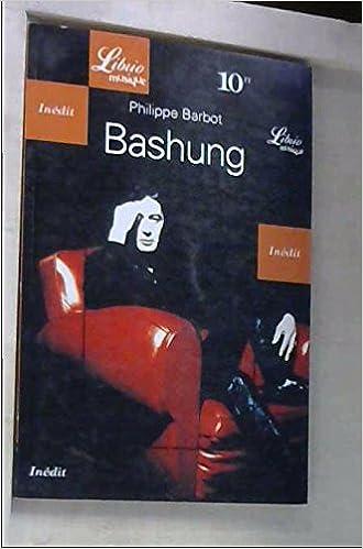 Livres Alain Bashung epub, pdf