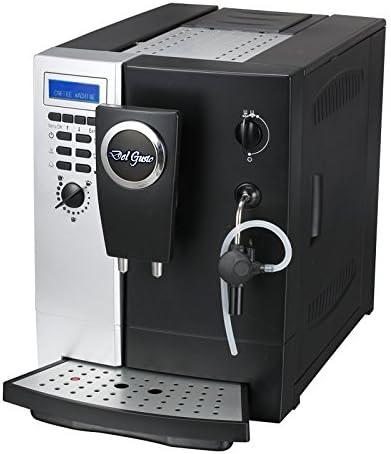 Del Gusto KM20 - Cafetera combinada espresso/goteo, 1350 W, color ...