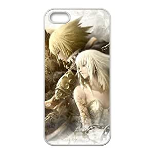 Pandora's Tower iPhone 5 5s Cell Phone Case White xlb2-062451
