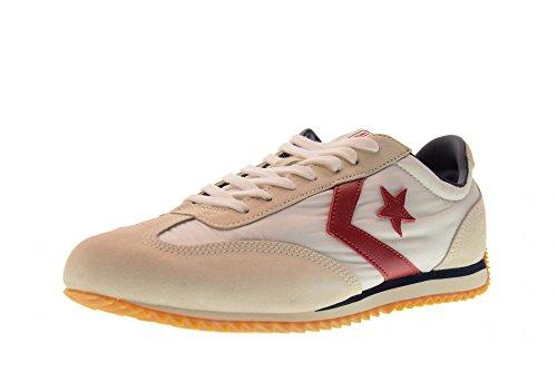 Converse Schuhe Herren Niedrige Turnschuhe 161233C All Star Trainer OX Größe 42.5 Weiß