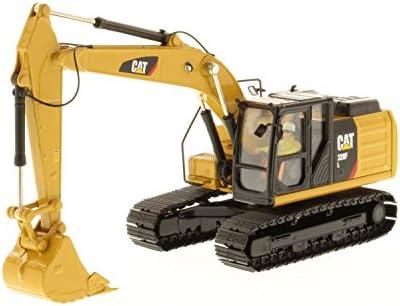 DM85931 1/50 ハイラインシリーズ Cat 320F L 中型油圧ショベル