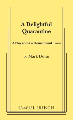 book cover of A Delightful Quarantine