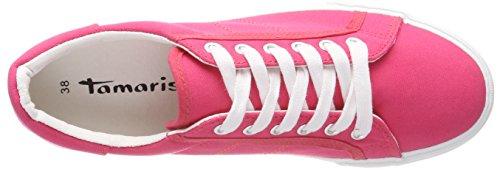 Tamaris 23602, Sneakers Basses Femme Rose (Pink)