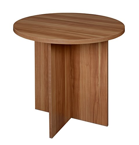 Niche Round Table, 30″, Warm Cherry