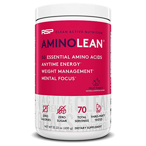 RSP AminoLean Energy Workout Servings product image