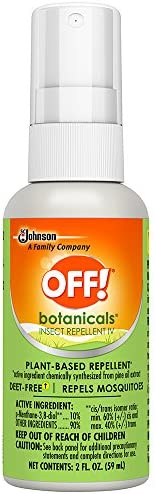 OFF Botanicals Insect Repellent IV product image
