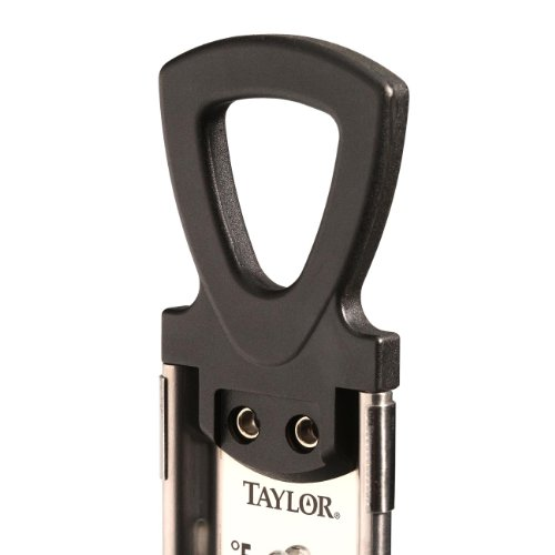 Taylor Precision Products Candy/Deep Fry Stainless Steel Thermometer