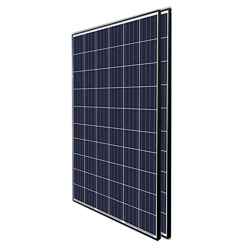 Renogy 2Pcs 270 Watt 24 Volt Solar Panel 540W For Off-Grid On-Grid Large  Solar System, Residential Commercial House Cabin Sheds Rooftop, Multi-Panel  Solar Arrays on Galleon Philippines